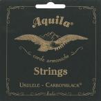 Aquila AQC-CR(142U) Carbon Black ウクレレ弦 コンサート用/メール便発送・代金引換不可