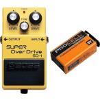 BOSS SD-1(9V電池DURACELL PROCELL 006P付) SUPER OverDrive OD-1直系、オーバードライブの原点/送料無料