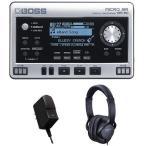 BOSS BR-80+PSA-100S2+RH-5(純正ACアダプター+純正ヘッドホン) MICRO BRの最新モデル/送料無料