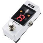 ショッピングチューナー KORG PB-MINI-WH pitchblack mini コンパクトサイズ ペダルチューナー/送料無料