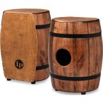 Latin Percussion(LP) Matador M1406WB Whiskey Barrel Tumba Cajon ウイスキー樽風 カホン(カホーン)/送料無料