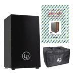 LP LP1428NY+LP523+本 Black Box Cajon Made in USA カホン/教則本+純正バッグ付/送料無料