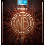 【アコギ弦×1】D'addario NB1047-12×1 Nickel Bronze Strings,Light 12-String,10-47 アコースティックギター弦/メール便発送・代金引換不可 ダダリオ