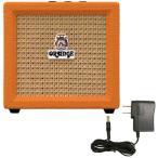 ショッピングORANGE Orange CRUSH MINI + KC AD-9V/500mA スピーカー・アウト搭載 3W ミニ・アンプ クラッシュシリーズ ミニ/送料無料