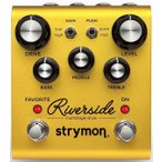 【ポイント11倍】Strymon Riverside Multistage Drive オーバードライブ / ディストーション/送料無料
