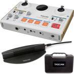 TASCAM US-42 + TM-90BM MiNiSTUDIO CREATOR インターネット生放送(USBオーディオインターフェース+純正バウンダリーマイク)/送料無料