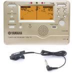 ショッピングチューナー YAMAHA TDM-75A2 チューナーメトロノーム + コンタクトマイクセット チューナー専用マイクロフォンTM-20BKBK/メール便発送・代金引換不可