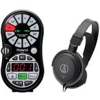 Roland VT-12-BK+audio-technicaヘッドホン ボーカル