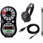 Roland VT-12-BK+audio-technicaヘッドホン+接続ケー