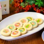 ひなまつり 雛祭 クッキー 10枚入り 個包装 お菓子 お家のギフト箱入り