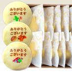 ありがとう お菓子 プチギフト 個包装 もっちり白い どら焼き 10個入り 白どら メッセージ入り お菓子 スイーツ 短納期