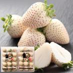 白い苺 いちご パールホワイト 奈良県産 230g 2パック詰め 送料無料