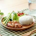 木製食器 木製プレート アカシア 食器 トレー トレイ 木製 北欧 おしゃれ カフェ かわいい ナチュラル ウッド キッチン 雑貨 ラウンドトレー Lサイズ
