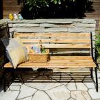 ガーデンベンチ アイアン 木製ガーデンベンチ おしゃれ 人気 アンティーク 屋外 庭 ベランダ テラス シンプル