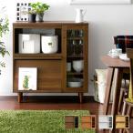 食器棚 レンジラック レンジ台 木製 幅90 ラック