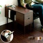 サイドテーブル 北欧 木製 ベッドサイドテーブル