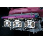 【ドゥーラック】スカイライン GT-R BCNR33 6連スロットルボディ RB26DETT用 50φ