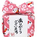 Yahoo!ANNIVERSARY WORLD[新商品]:あめはん 桜と招き猫 飴 あめ アメ 桜 さくら 招き猫 キャンディ はんかち ハンカチ プレゼント ギフト