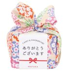 Yahoo!ANNIVERSARY WORLD[新商品]:あめはん 綿菓子花 あめ 飴 キャンディ はんかち ハンカチ プレゼント ギフト お礼