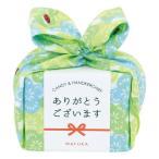 Yahoo!ANNIVERSARY WORLD[新商品]:あめはん 幸せのクローバー あめ 飴 キャンディ はんかち ハンカチ プレゼント ギフト お礼