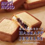 もりもと ハスカップジュエリー(6個入り) クッキー チョコ ハスカップ フルーツ ギフト プレゼント お土産 北海道