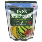 フジサワ ミックス野菜チップス(100g) ×10個代引き・同梱不可ベジタブル いんげん かぼちゃ