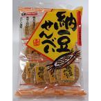 秋田いなふく米菓 納豆せんべい 11枚入り