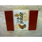 秋田比内地鶏せんべい やきとり風味
