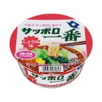 (まとめ)サンヨー食品 カップどんぶりサッポロ一番醤油12食〔×2セット〕