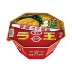 (まとめ)日清 ラ王 背脂コク醤油 1箱(115g×12個)〔×2セット〕