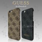 ポイント10倍 GUESS 公式ライセンス品 iPhone6 6sケース ハードケース アイフォン6ケース スマホ カバー ジャケット iPhone6ケース ブランド ゲス GUHCP64G
