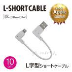 iPhone iPod touch iPod nano iPad Air iPad iPad mini ショート ケーブル 充電 USB ライトニング MFi認証【送料無料】