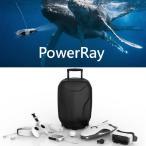 【ご予約品】水中ドローン PowerVision PowerRay  ウィザード版 (4K カメラ付 VRゴーグル・魚群探知機・高級ケース付)オールインワンセット