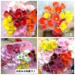 産地直送 ガーベラ1本70円 お好きな本数を花束に【誕生日・記念日のプレゼント イベントのギフトに】