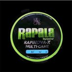 200m 2.0号 32.8Lb/ラパラ(RAPALA) ラインPE ラピノヴァX マルチゲーム(グリーン)