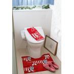 あすつく マイキー小皿付き【送料無料】リサラーソン マイキー『3点セットトイレタリー』標準 トイレマット/Toilet Mat Set/ブランド/モダン/北欧/ネコ【