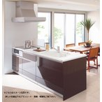 トクラス システムキッチン ベリー廉価版【Bb】対面スクエアタイプC 2400