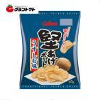 堅あげポテト うすしお味 65g(1ケース12個入り) カルビー 【同梱不可】