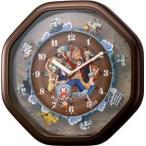 ワンピース・おしゃべりからくり時計 4MH880-M06