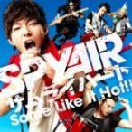 SPYAIR CD【サムライハート(Some Like It Hot!!)】11/6/8発売 オリコン加盟店■通常盤