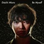 三浦大知 CD+DVD/Be Myself 18/8/22発売