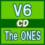 通常盤(初回仕様) オリジナルステッカー絵柄G(外付)  V6 CD/The ONES 17/8/9発売
