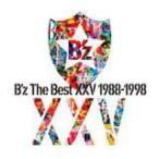 初回限定盤(取寄せ) B'z 2CD+DVD/B'z The Best XXV 1988-1998 13/6/12発売