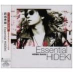���뽨����2CD/Essential HIDEKI��30th Anniversary Best Collection 1972-1999��01/6/20ȯ��