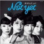 ■Not yet CD【週末Not yet】11/3/16発売 ■通常盤C