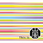初回限定盤DVD ワンピースBOX仕様 3面デジパック 歌詞フォトブックレット 嵐 2CD+DVD/This is 嵐 20/11/3発売 オリコン加盟店