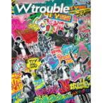 ●初回盤Blu-ray スペシャルフォトブックパッケージ 48Pフォトブック ジャニーズWEST 2Blu-ray/ジャニーズ WEST LIVE TOUR 2020 W trouble 21/10/6発売