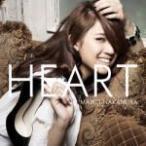 中村舞子 CD [HEART] 12/1/25発売 オリコン加盟店
