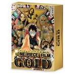 即納/ 初回生産限定 ワンピース ONE PIECE Blu-ray+DVD/ONE PIECE FILM GOLD Blu-ray GOLDEN LIMITED EDITION 16/12/28発売