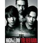 通常盤 ポスタープレゼント(希望者) 映画 DVD/HiGH & LOW THE RED RAIN 17/4/5発売